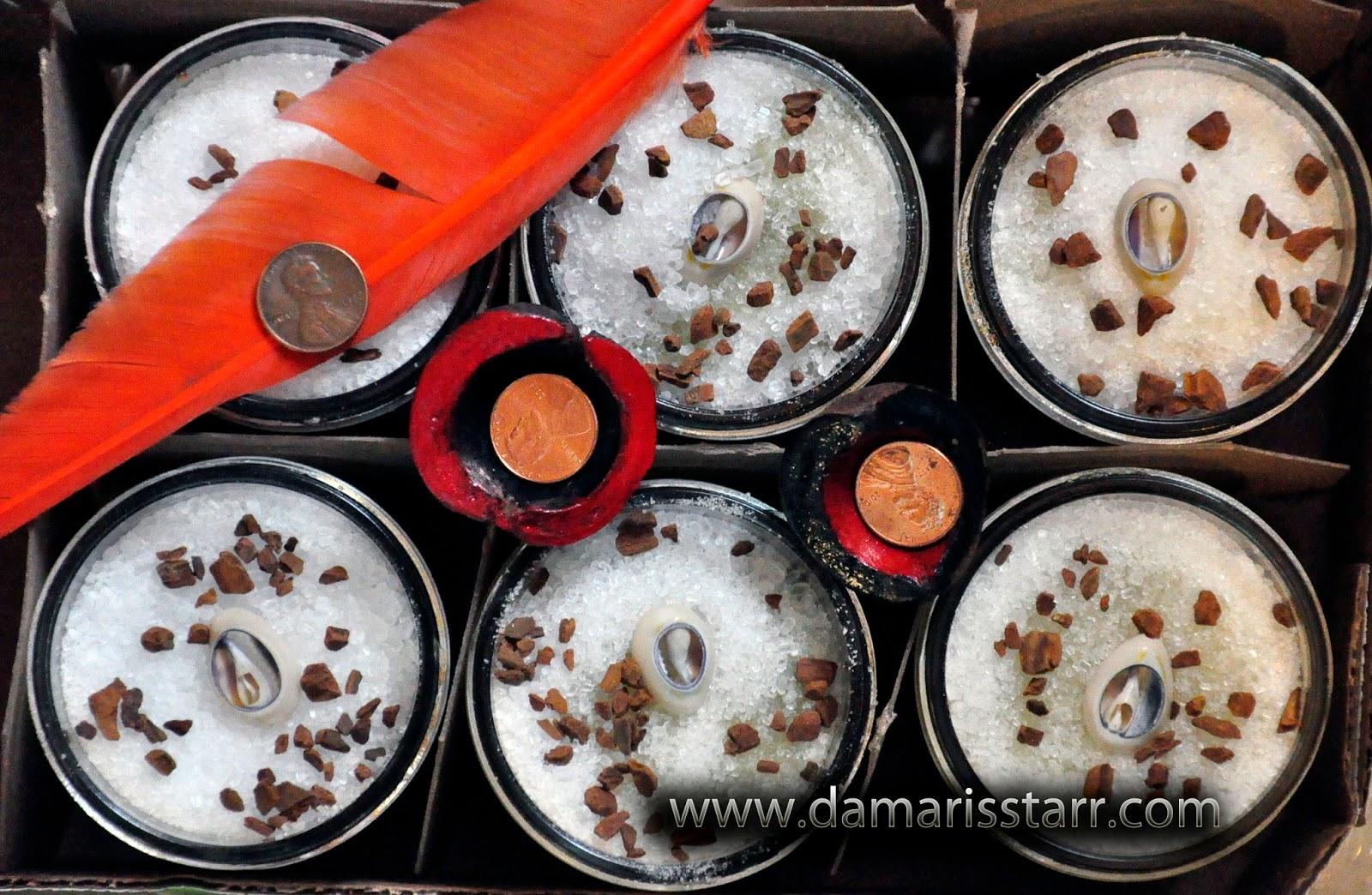 The Starr Bar: Spiritual Baths and Remedies by Damaris