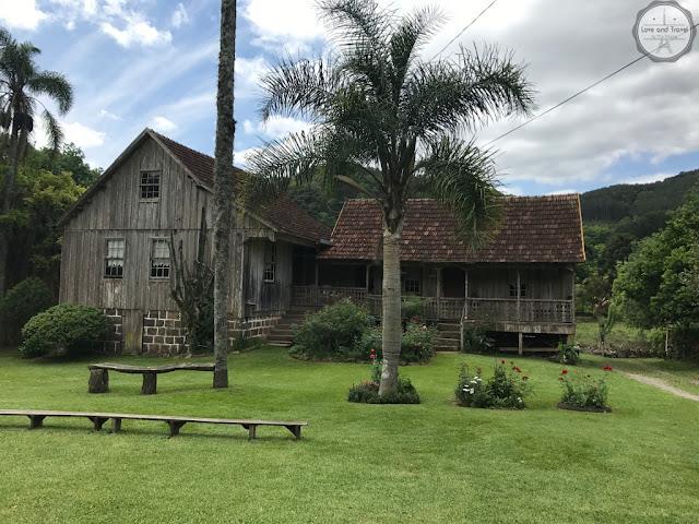 Turismo Rural Raízes coloniais Gramado