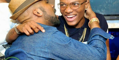 No dream is Too Big… This New Throwback Photo Of Wizkid & Banky W Performing At A Party is Our Monday Motivation For You