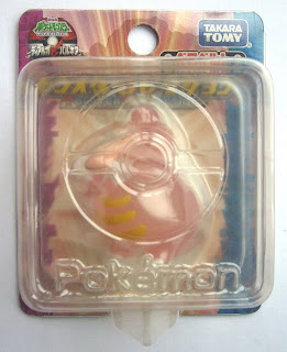 Lickilicky clear version Pokemon Figure Tomy Monster Collection