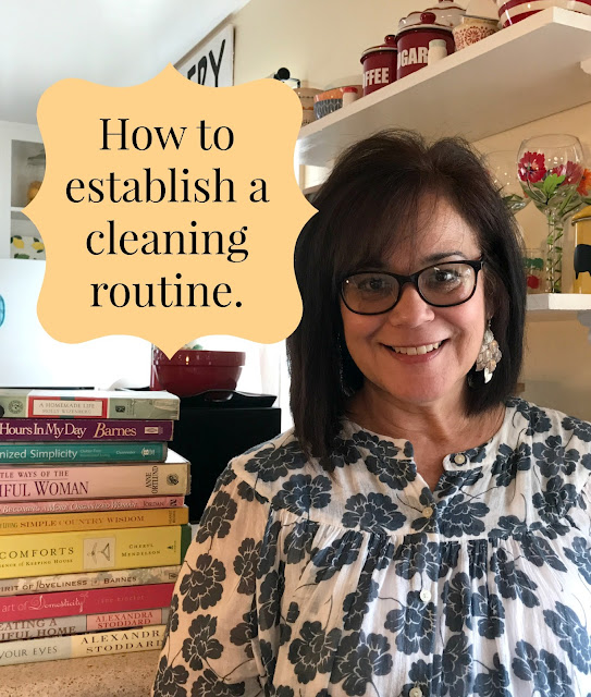 cleaning routines