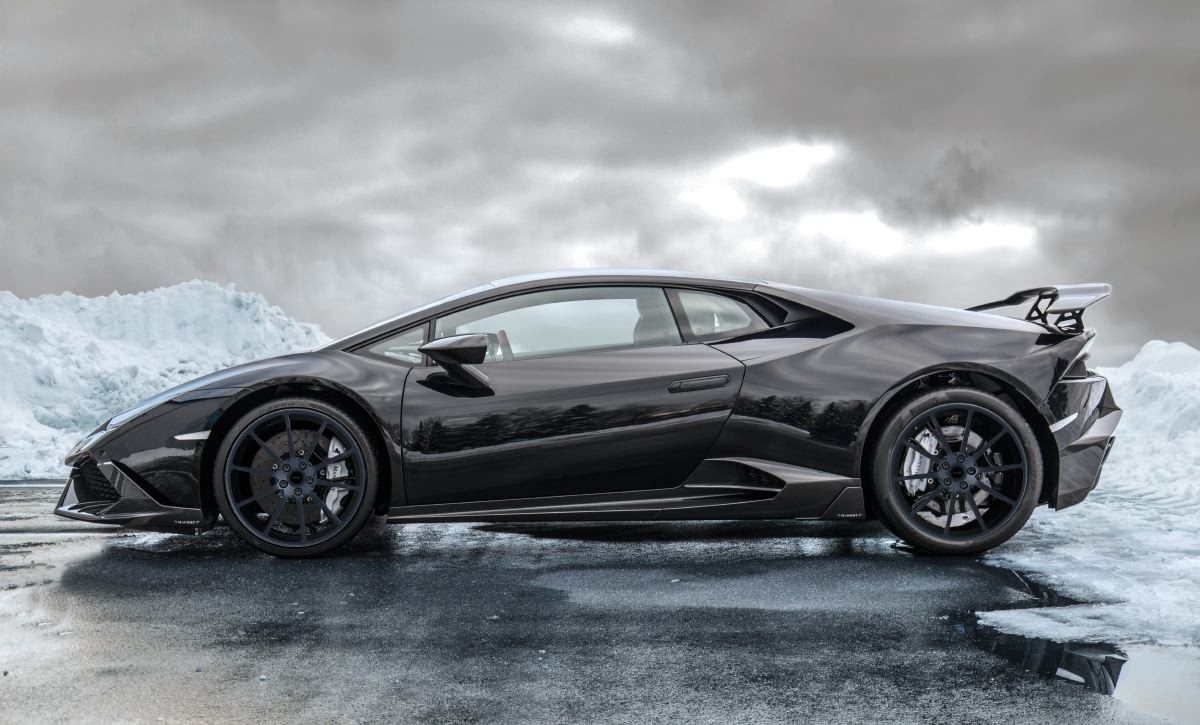 Mansory Reveals Turbocharged 838hp Lamborghini Huracan