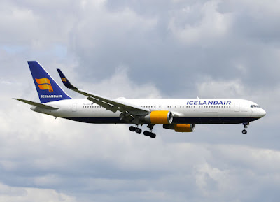 Icelandair Boeing 767-319 TF-ISN