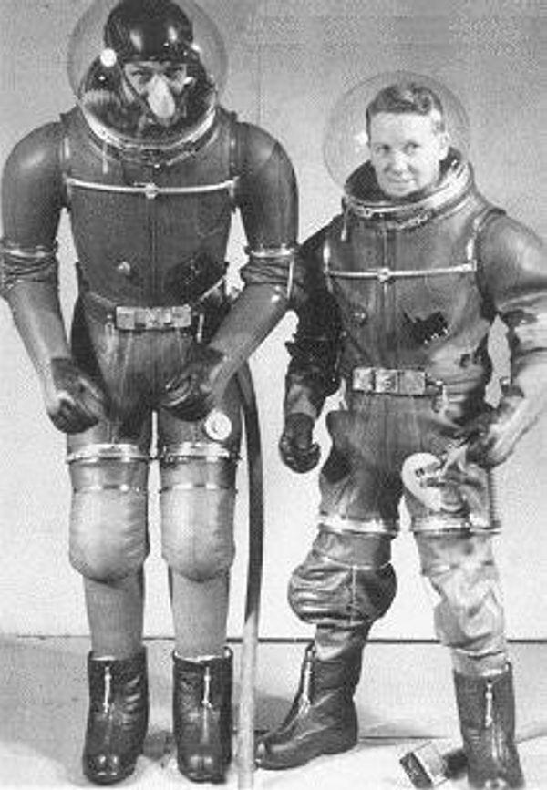 nazi space suits - photo #3
