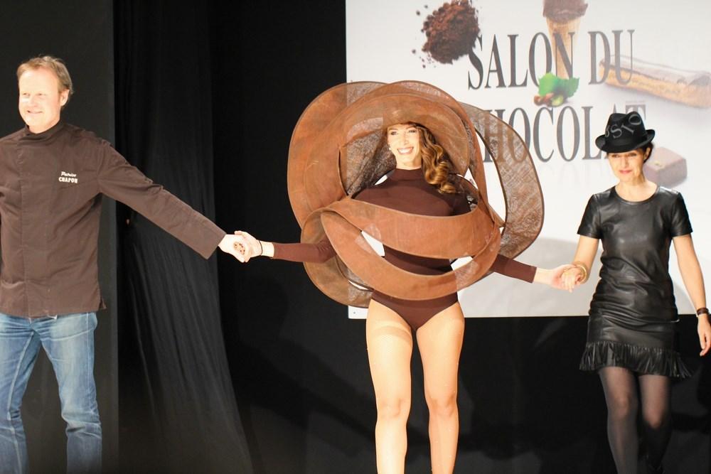 Patrice Chapon & Laurence Bossion portée par Silvia Notargiacomo
