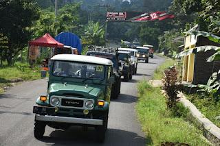 Touring Kediri Malang Komunitas Jeep Adventure Kediri Lagi