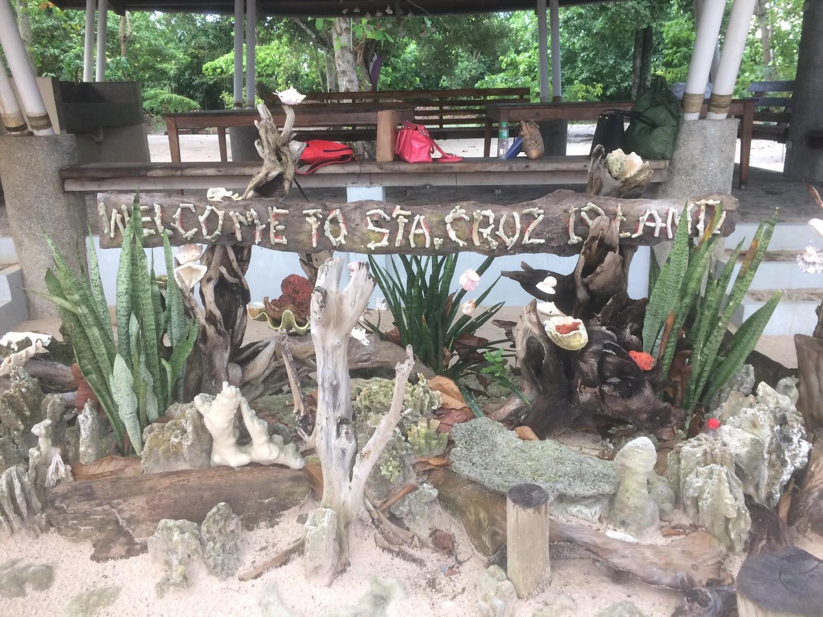 The Pink Sand Beach (Sta  Cruz Island) @ Zamboanga City