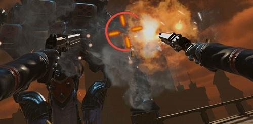 Gungrave VR Review | Gameplay | Walkthrough