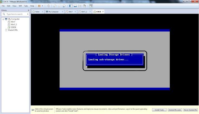Installing GAIA_CheckPoint OS_Part_1 | Subrun Jamil