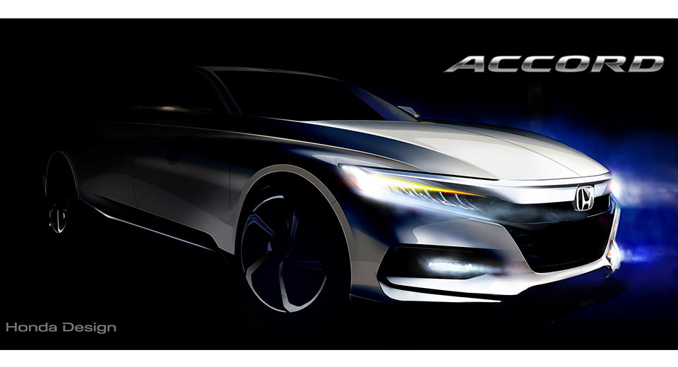 Honda to bow new Accord next month in Detroit