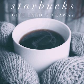 $200 Starbucks Gift Card