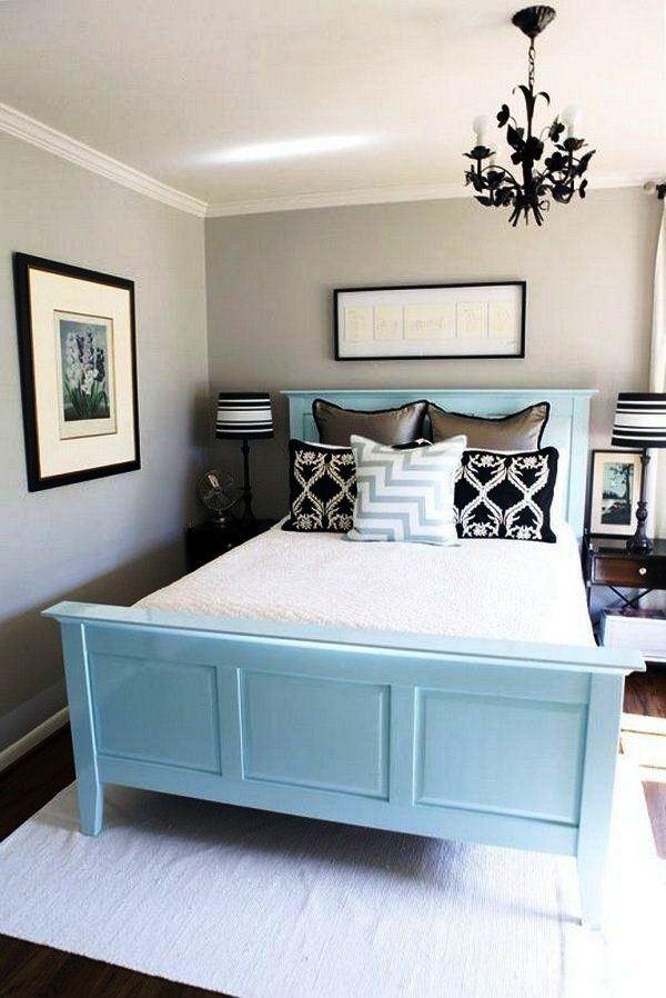 Desain Interior Kamar Tidur Utama Minimalis Sederhana