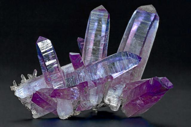 Cuarzo Cristales Amatista