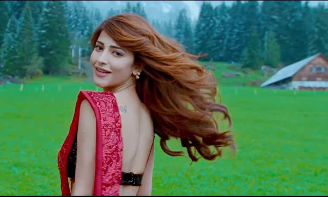 Nee Jathaga Full Video Song- Telugu Movie-Yevadu-Ram Charan-Shruti Hassan HD Image