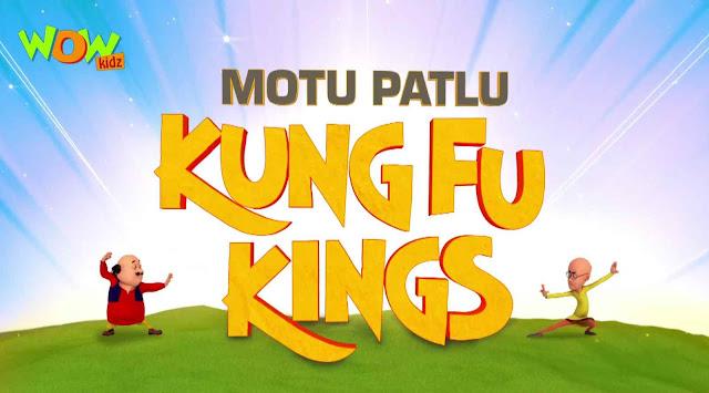 Motu Patlu Kung-Fu Kings