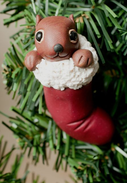 Creator's Joy: Polymer clay ornament tutorial: How to make ...