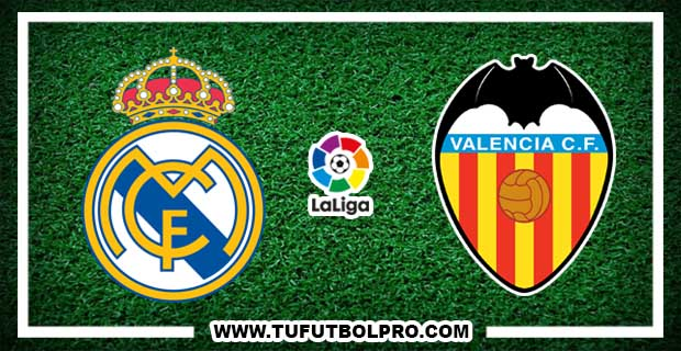 Ver Real Madrid vs Valencia EN VIVO Por Internet Hoy 29 de Abril 2017