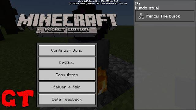 Minecraft Pocket Edition 0.17.0.2 build 2 - Apk Oficial
