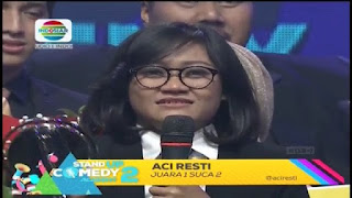 Pemenang SUCA 2 Grand Final