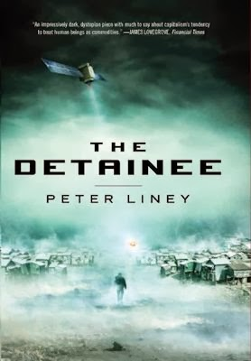 Interview with Peter Liney, author of The Detainee - March 11, 2014