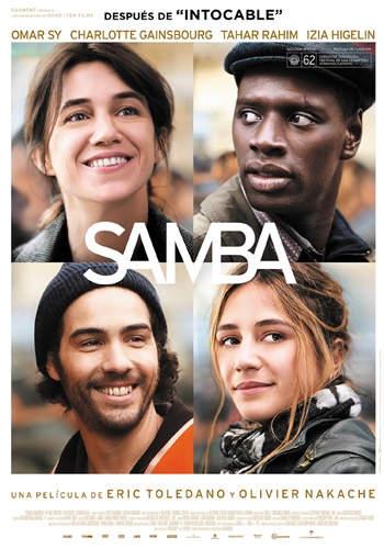 Samba (2014) DVDRip Latino