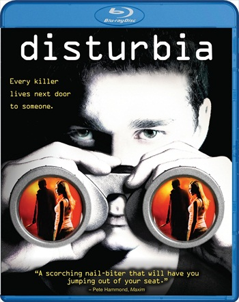 Disturbia 2007 Dual Audio Hindi 480p BluRay 300mb