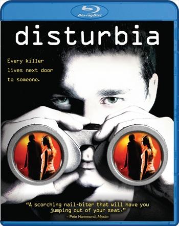 Disturbia 2007 Dual Audio Hindi Bluray Movie Download