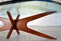 Select Modern Adrian Pearsall Jacks Coffee Cocktail Table