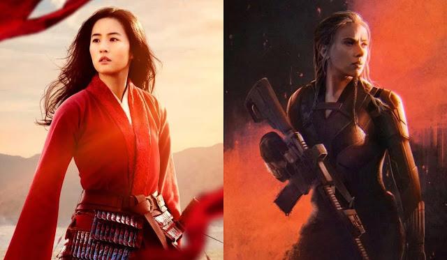 Mulan, Viúva Negra