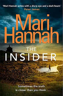 The Insider by Mari Hannah cover