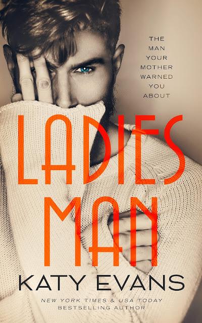 Cover Reveal: Ladies Man by Katy Evans