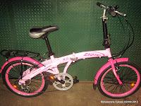 Sepeda Lipat Exotic ET2658-7 7 Speed 20 Inci