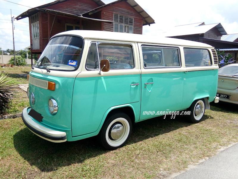 Cantiknya Volkswagen Kombi gaya Hipster