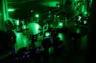 Aconsegueixen sis ones de llum amb un únic làser