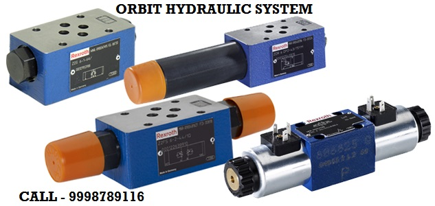 Bosch rexroth hydraulic valves pumps motors suppliers for Hydraulic motor control valve