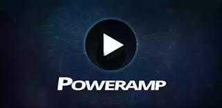 Aplikasi pemutar musik poweramp