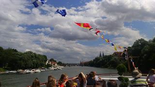 Rio Danúbio Regensburg