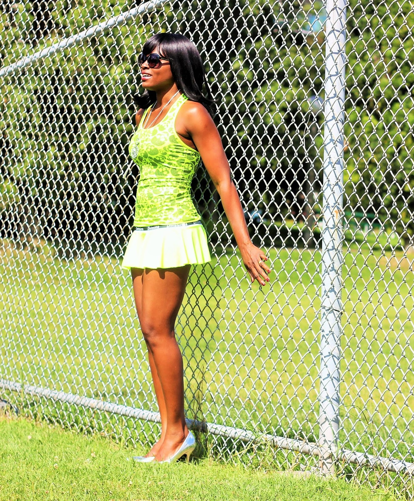 Perfect Women's Tennis Outfit By Divissima