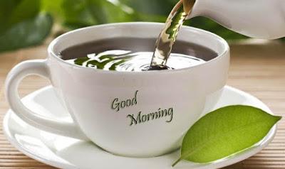 Good morning tea cup pic