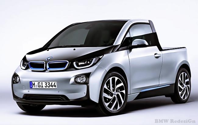 BMW i3 Pickup