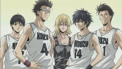 Poster anime bertema basket I'll/CKBC