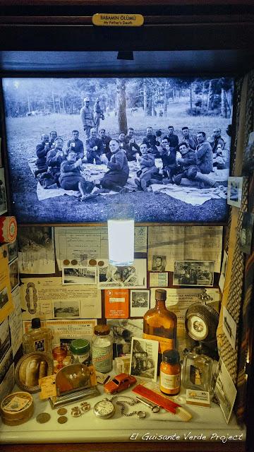El Museo de la Inocencia, Orhan Pamuk, Oslo por El Guisante Verde Project
