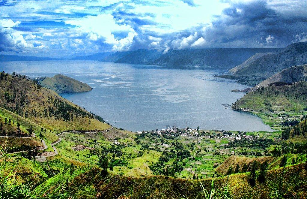 Danau Toba Wisata Sumatera Utara Mata Angin Sumatera