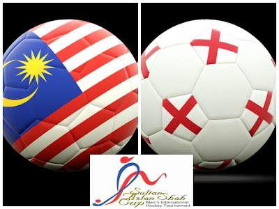 Live Streaming Malaysia vs England Hoki Piala Sultan Azlan Shah 9 Mac 2018