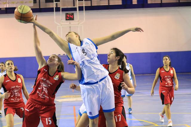 Baloncesto | Paúles y Barakaldo EST protagonizan un derbi barakaldés en la Sénior de Primera