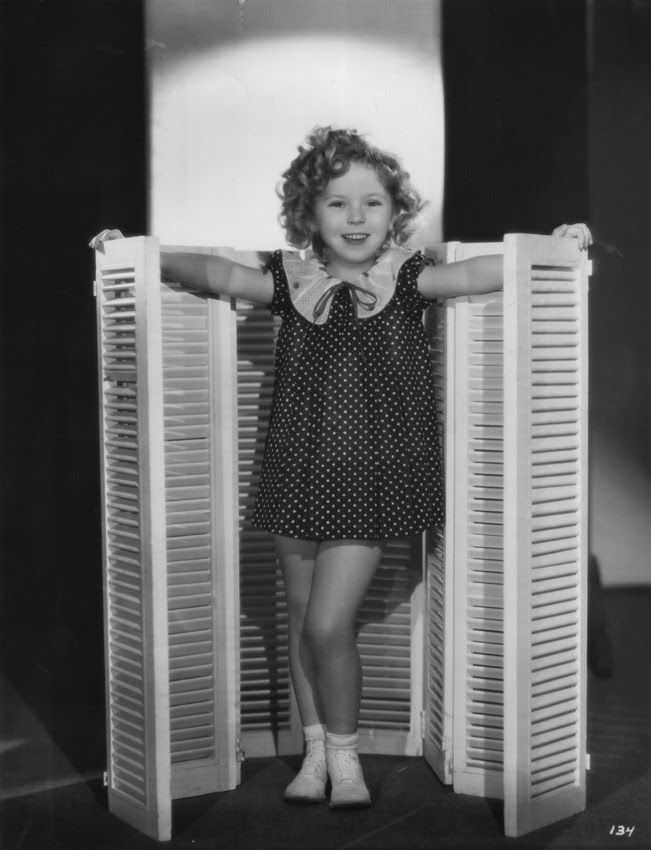 35 Amazingly Cute Photos Of Shirley Temple As A Child In