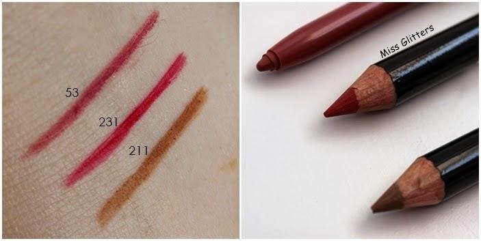 עפרון לשפתיים של גולדן רוז