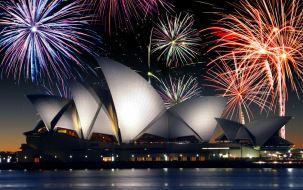 Sydney fireworks new years 2021