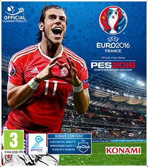 تحميل لعبة بيس 2016 للكمبيوتر Download PES 2016 demo for pc