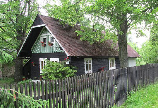 Dom we wsi Kornia.